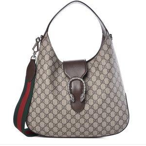 😍Gucci supreme hobo 3 way crossbody bag  😍